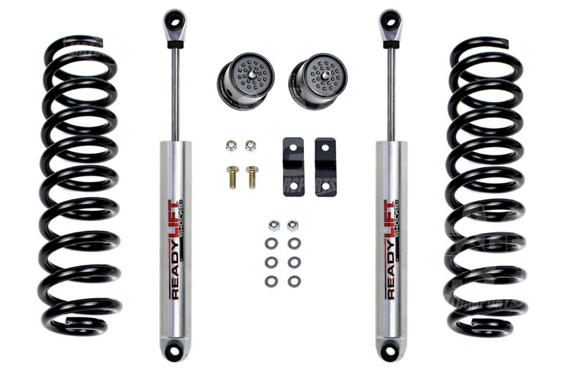 Super Duty F250 Amp F350 Leveling Kits