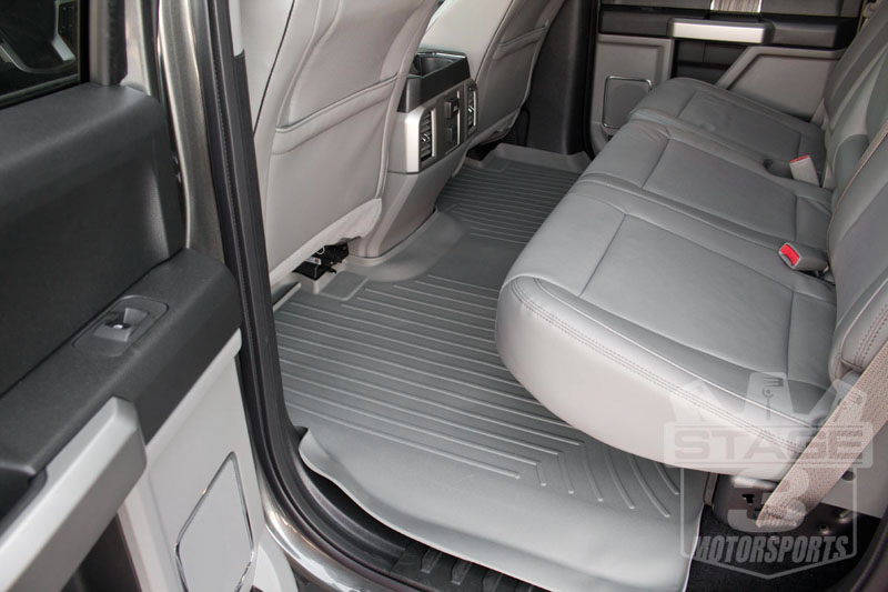 20152016 F150 WeatherTech DigitalFit Floor Mats in our