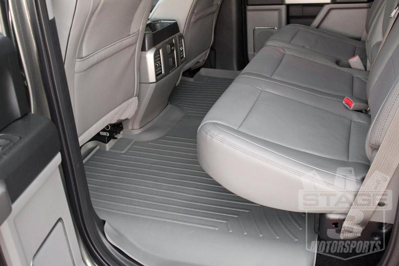 20152018 F150 Crew Cab WeatherTech Floor Liner Digital