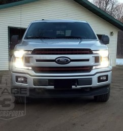 2015 2019 f150 crystalux g9 series high low beam led conversion kit 04 [ 1200 x 800 Pixel ]