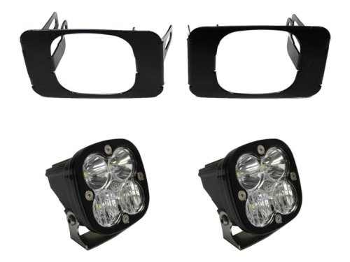 small resolution of 2017 2019 f250 f350 baja designs squadron sport driving combo off road led fog light kit includes mounts