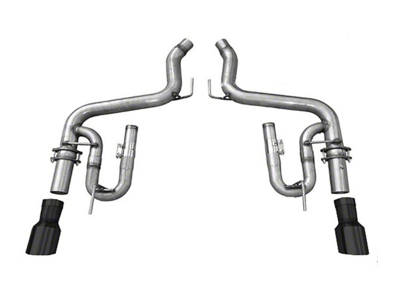 Mustang Gt Solo Performance Axle Back Xv Exhaust