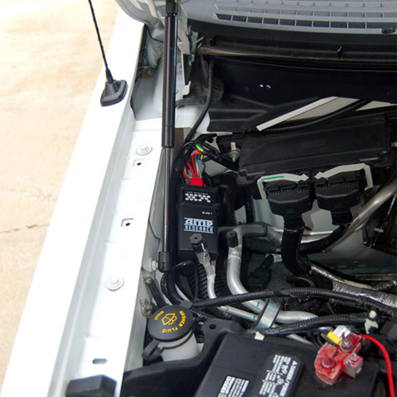 Step 5 Install The Installation Kit Addacircuit Power Cable