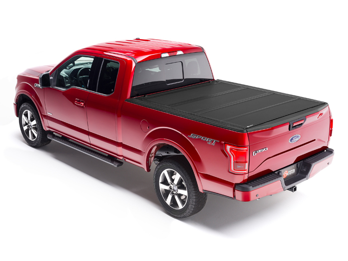2015 2018 F150 6 5ft Bed Bakflip Mx4 Hard Folding Tonneau