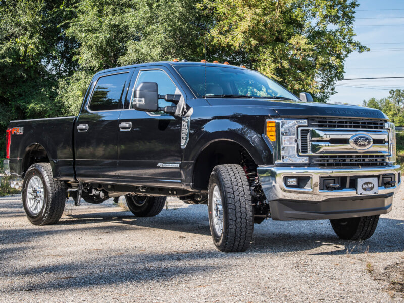 Just Added 2017 Super Duty Lift Amp Leveling Kits By BDS