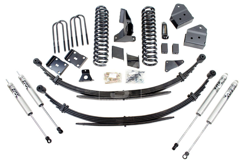 F250 Super Duty Suspension Upgrades