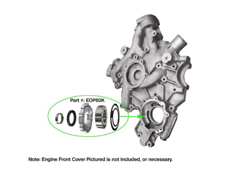 F250 Amp F350 Bostech Engine Oil Pump Repair Kit