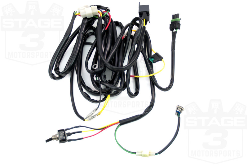 Baja Designs OnX6 325-Watt Wiring Harness 64-0118
