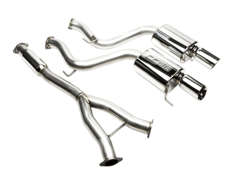 Mustang 2 3l Ecoboost Cobb Tuning Cat Back Exhaust Kit Coupe Only 5m