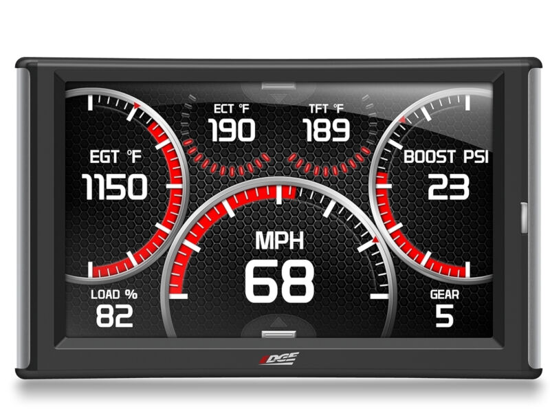 hight resolution of edge insight cts2 vehicle monitor system