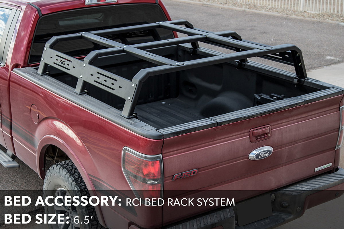 hight resolution of  f150 rci bed rack system
