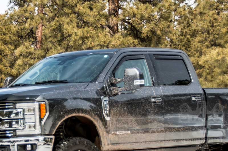 weathertech rain guards for f150