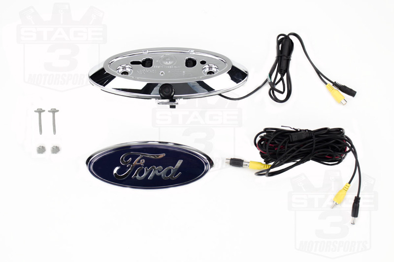 medium resolution of  2009 2014 f150 ford oval bezel back up camera 04