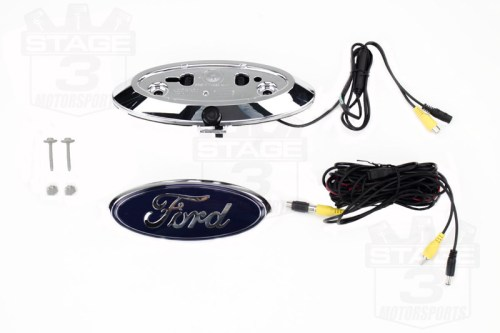 small resolution of  2009 2014 f150 ford oval bezel back up camera 04