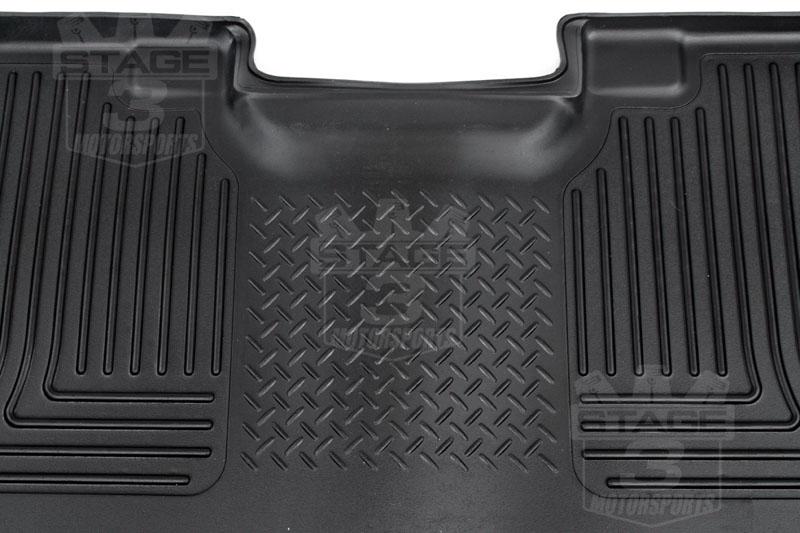 20152018 F150 SuperCrew Husky WeatherBeater Rear Seat