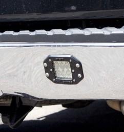 rigid industries d2 pro led flush mount lights 06  [ 1200 x 800 Pixel ]