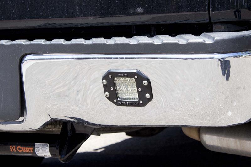 hight resolution of  rigid industries d2 pro led flush mount lights 06