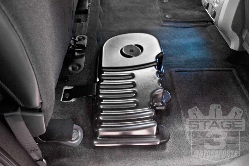Mustang Stereo Wiring Diagram 2009 2014 F150 Kicker Vss Powerstage Powered Subwoofer Kit