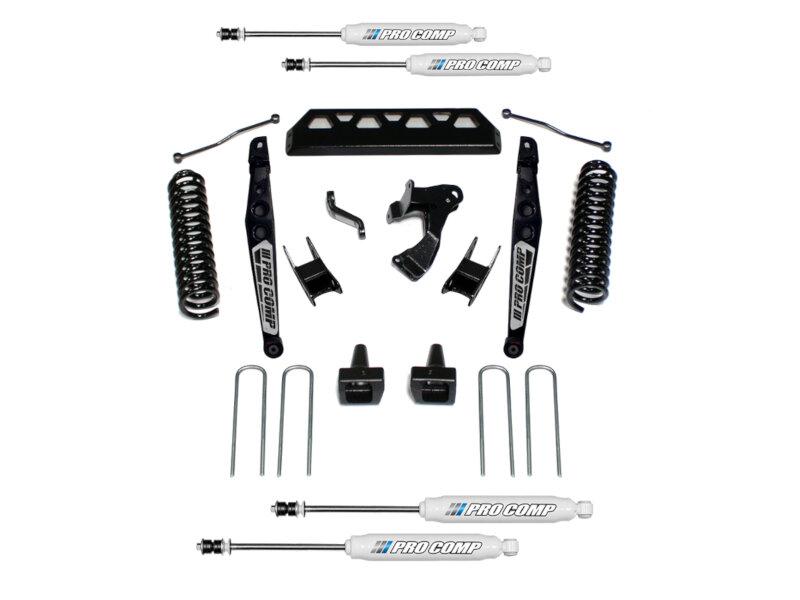 F250 Amp F350 6 7l Pro Comp 6 Stage 2 Lift Kit W