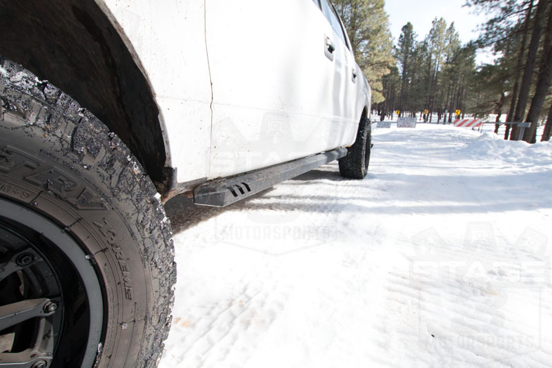 20092014 F150 SuperCrew Lund Rock Rails Modular Rock