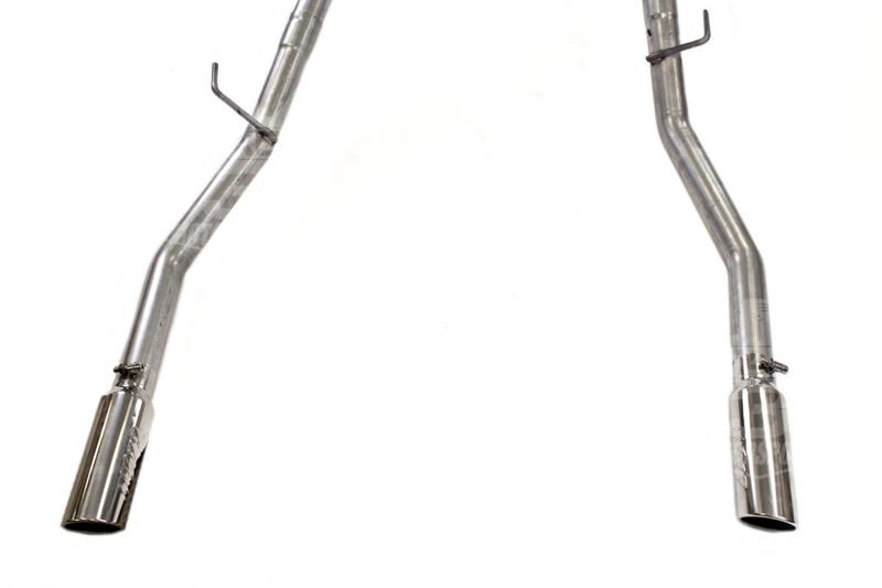 F150 Mbrp Installer Series Dual Rear Cat Back Exhaust Kit S Al