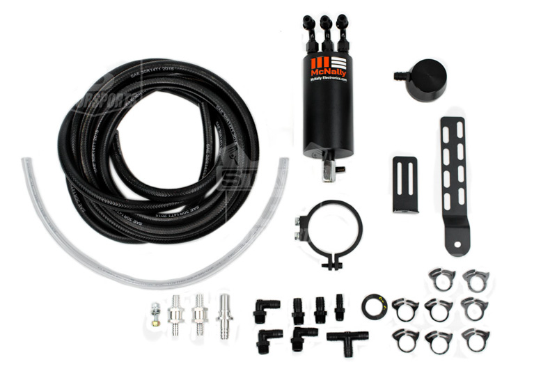2011-2014 F150 EcoBoost UPR MEGA Catch Can w/ Clean Side