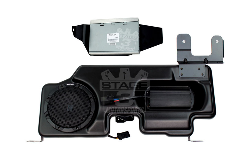 hight resolution of 2015 2018 f150 kicker vss powerstage powered subwoofer amp kit pf150sc15