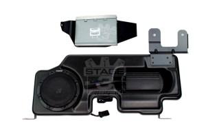 20152018 F150 Kicker VSS PowerStage Powered Subwoofer