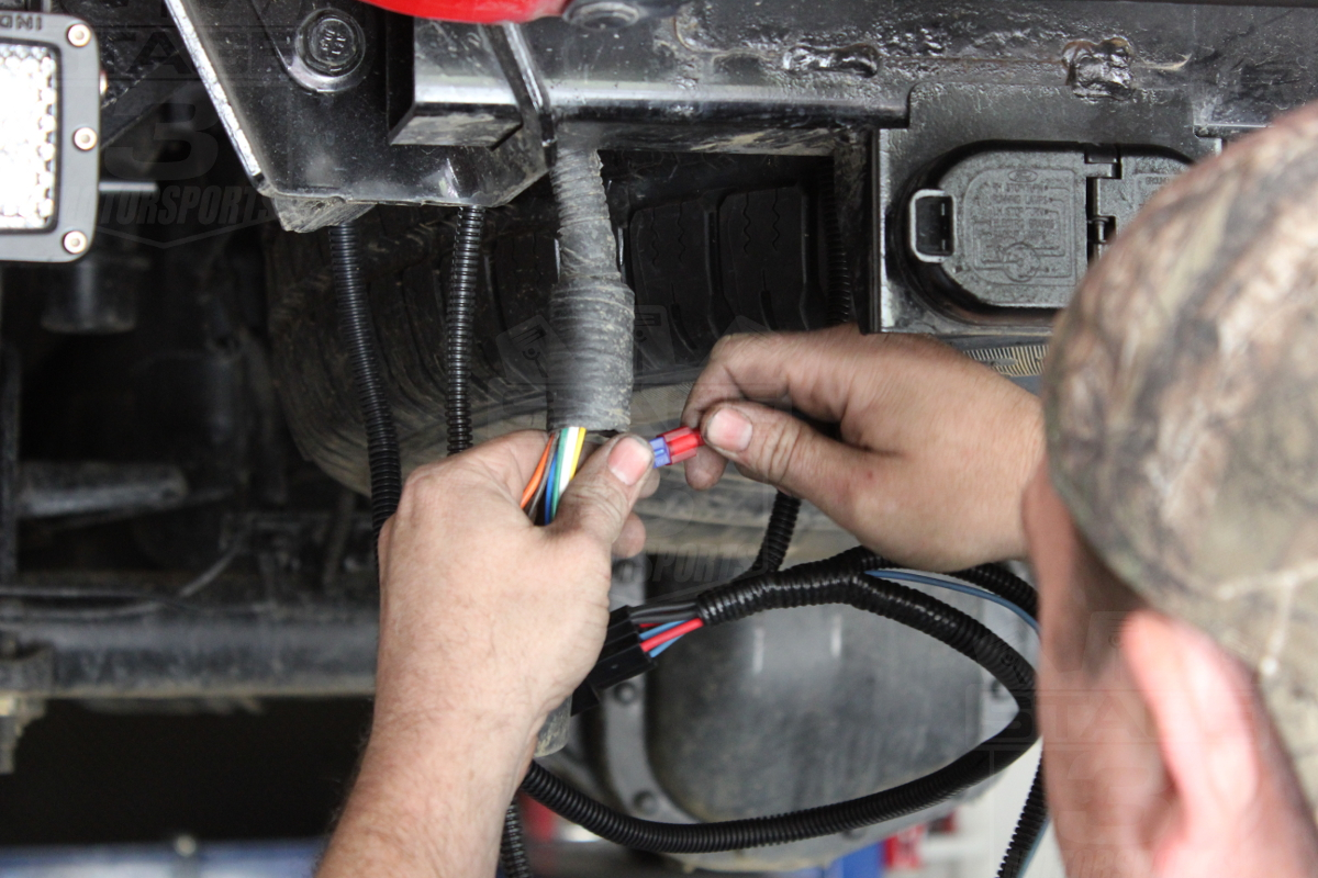 2013 Ford Super Duty Fuse Box Diagram Install Guide Starkey Products Backup Light Kit On Our