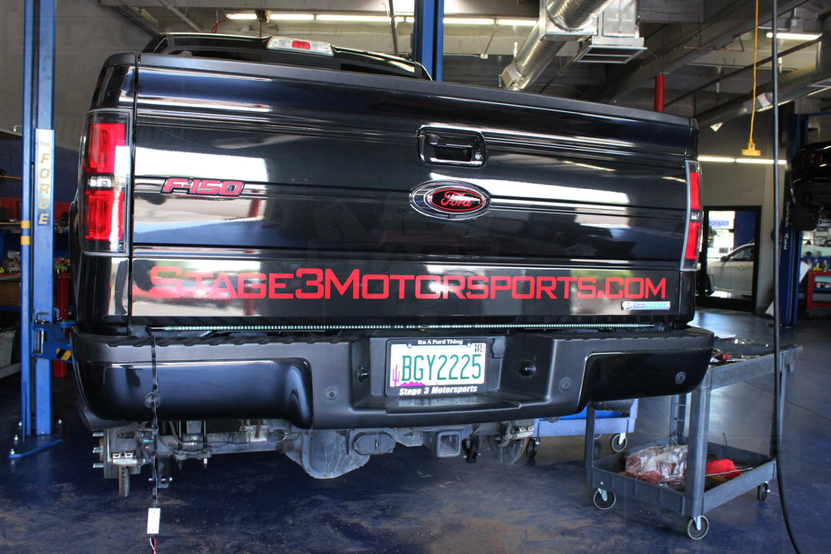 recon xtreme tailgate light bar wiring diagram baldor 2 hp 3 phase motor install guide 60 quot scanning led
