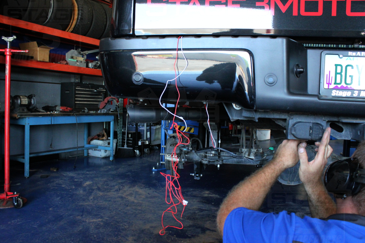 recon xtreme tailgate light bar wiring diagram origami panda install guide 60 quot scanning led