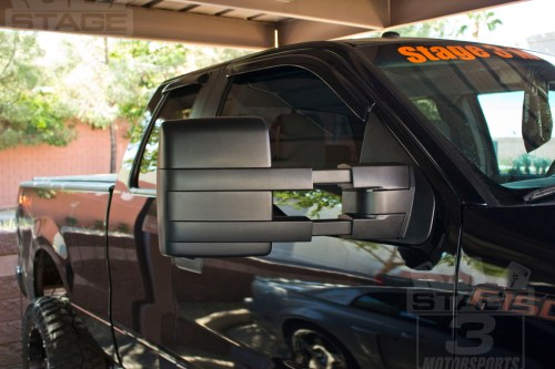small resolution of 2007 2014 f150 tow mirrors with puddle lights install