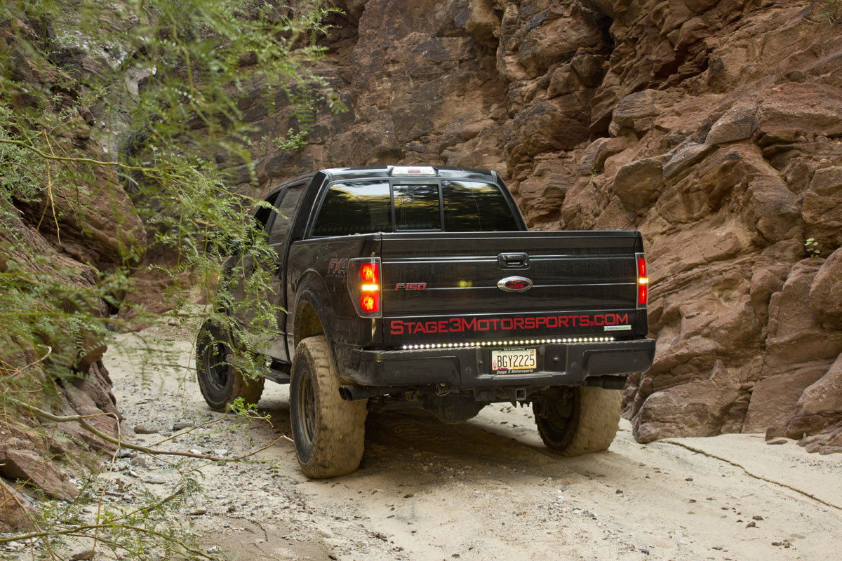 recon xtreme tailgate light bar wiring diagram thermodisc lighting upgrades hid headlights raptor