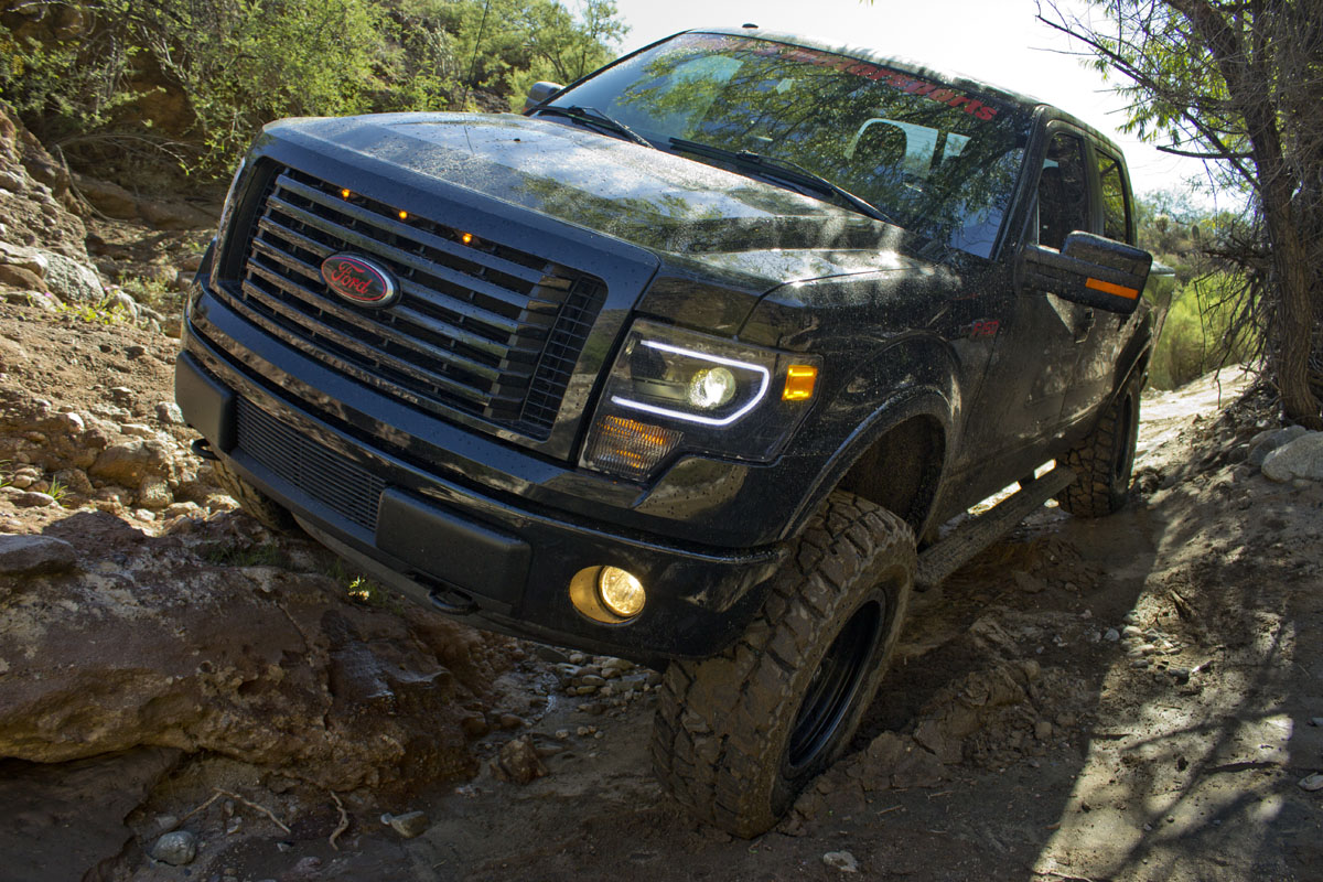 hight resolution of the 2012 f150 seen here