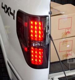 r264168bk2009 2013f150raptorreconledtaillights smoked 19 2009 2014 f 150 headlights tail truck pickup tail light wiring harness f150 f250  [ 1200 x 800 Pixel ]