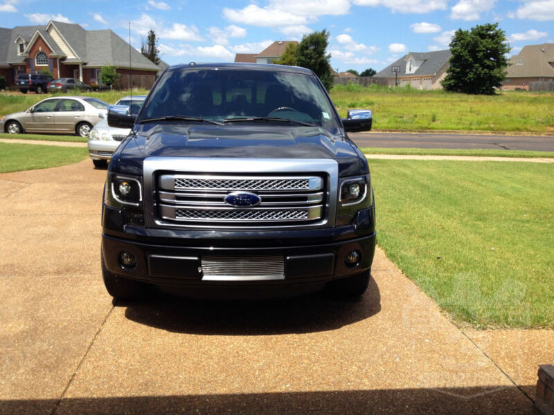 medium resolution of 2013 2014 f150 raptor recon smoked projector headlights w amber led turn signals oem projectors only