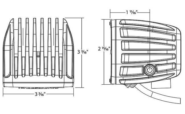rigid industries dually d2 wiring harness