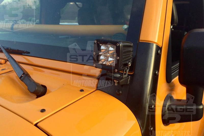 hight resolution of  rigid industries dually pro led light white spot pair 02