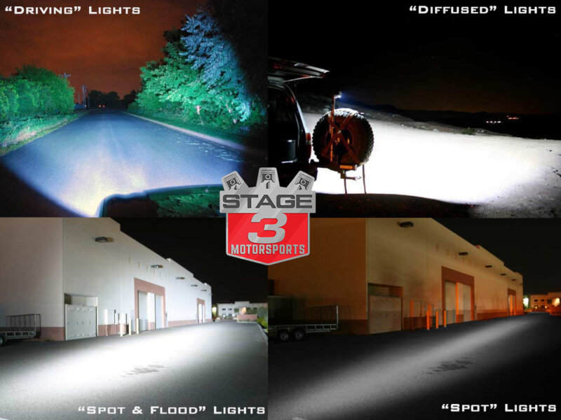 hight resolution of  rigid industries d2 pro led flush mount lights 02