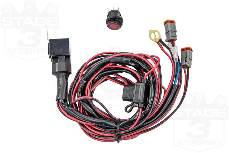 medium resolution of  rigid industries d2 pro led light amber driving pair 06