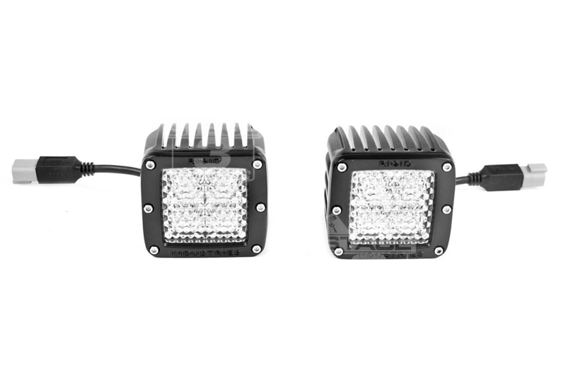 Rigid D2 Light Mount