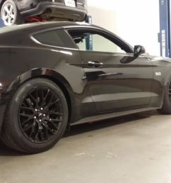 2015 2017 mustang gt 5 0l bmr performance front lowering springs sp081 mustang gt fuse box lower mustang gt wiring harness  [ 1200 x 675 Pixel ]