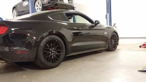 small resolution of 2015 2017 mustang gt 5 0l bmr performance front lowering springs sp081 mustang gt fuse box lower mustang gt wiring harness