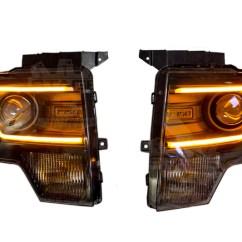 Recon Xtreme Tailgate Light Bar Wiring Diagram 1997 Ford F150 Stock Radio Lighting Upgrades Hid Headlights Raptor