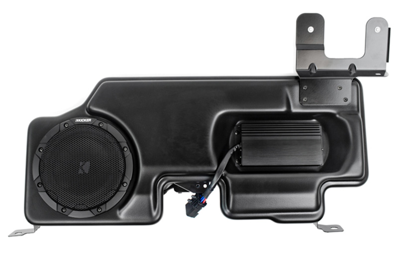 medium resolution of add to my lists 2015 2019 f150 super duty kicker vss substage powered subwoofer kit