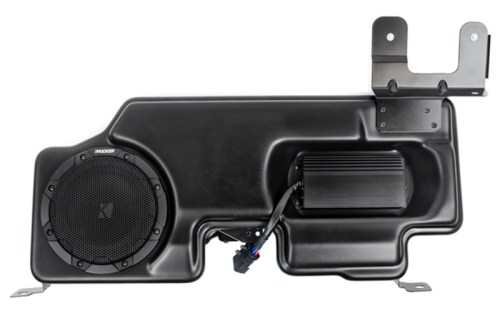small resolution of add to my lists 2015 2019 f150 super duty kicker vss substage powered subwoofer kit