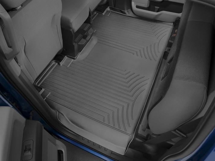20152019 F150 SuperCrew WeatherTech Floor DigitalFit Rear