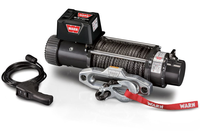 warn 9 5 xp wiring diagram 120v 5xp s 500lb winch with synthetic rope 87310