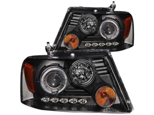 small resolution of add to my lists 2004 2008 f150 anzo dual halo projector headlights