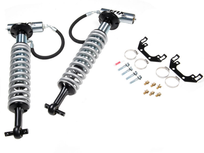 F150 Bds Fox 2 5 Remote Reservoir Coilovers For